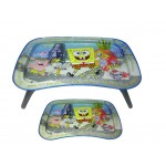 Colourful Printing Children Dinner Tin tray