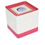 Square Metal Tissue Tin Can by OEM Manufacturer in China