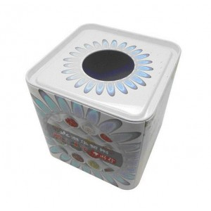 Tissue Tin Can OEM Exporter From China