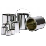 0.1L~20L Metal Tin Chemical Paint Cans and Pails