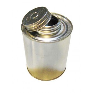 Mono-Top Tin Can, Glue Packing Metal Tin Box