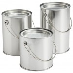 Chemical Coating Packaging Metal Tin Can Producer