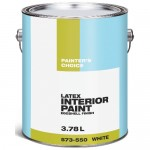 Chemical CoatingExterior Semi-Gloss Paint Tin Cans