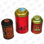 Classical Printing Tea Barrel Producer