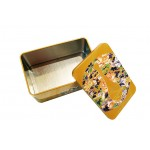 Tea Metal Box, Cigarette Tin Box, Tea Tin Canister, Cigarette Case