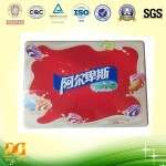 OEM rectangular Alpine Candy Packaging Tin Box