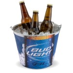 01.bud light buckets items