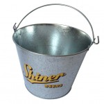 IB1-oval beer metal ice bucket