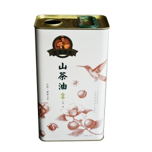 Superfine 1L Olive Oil Packing Tin Can producer
