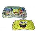 SpongeBob SquarePants metal fast food taking tray