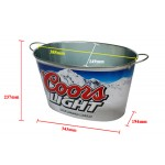 outdoor large ice bucket wholesale